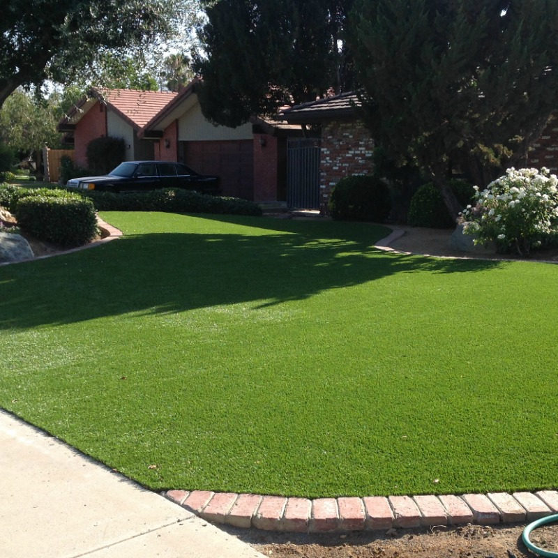 Synlawn maranatha landscape for Landscaping rocks bakersfield ca