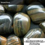 Striped Rock - Marantha Landscape Bakesfield